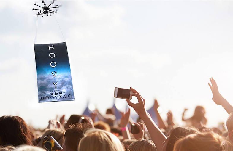 Hoovy's drone.